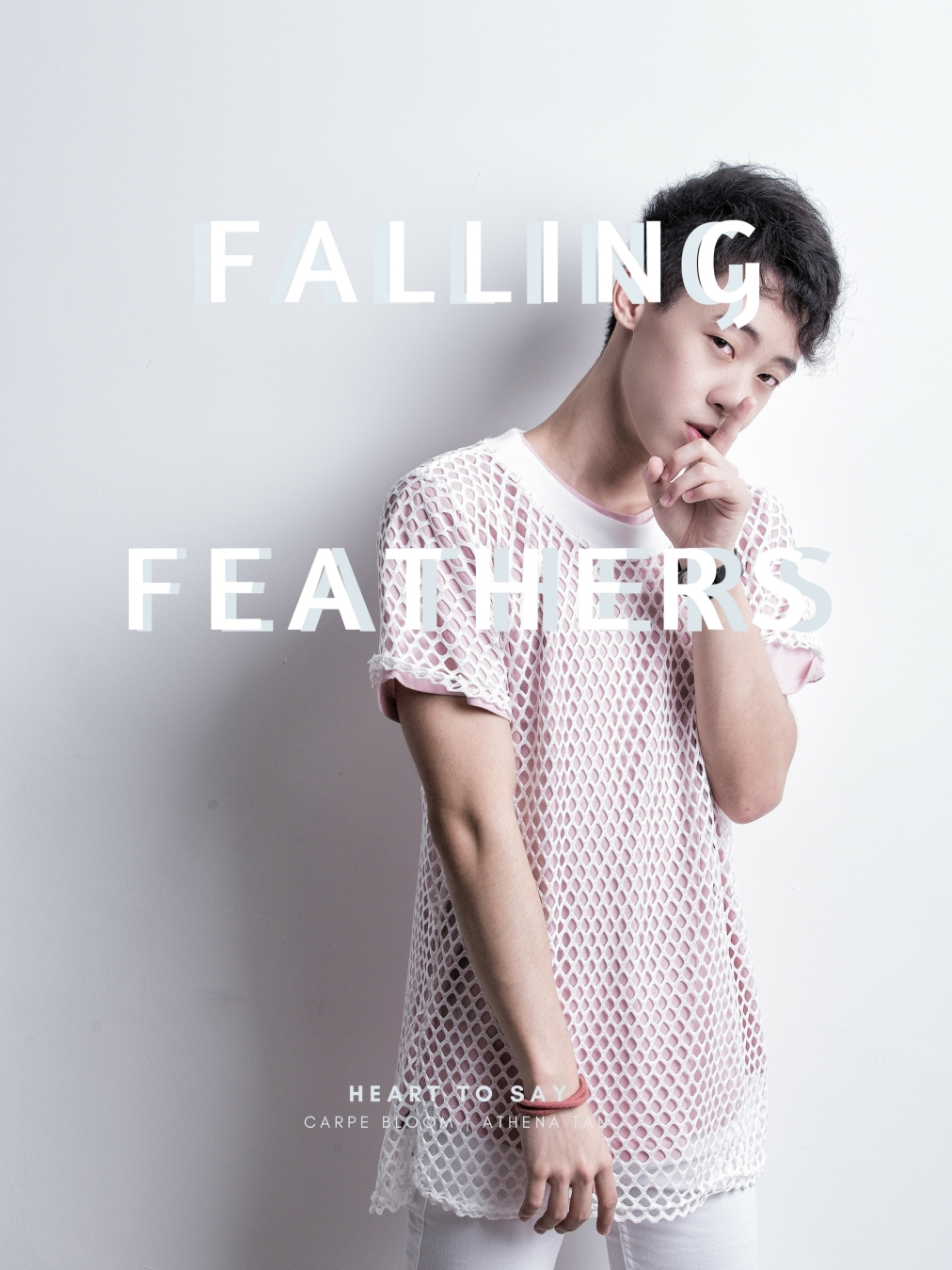 HEART TO SAY WITH FALLINGFEATHERS