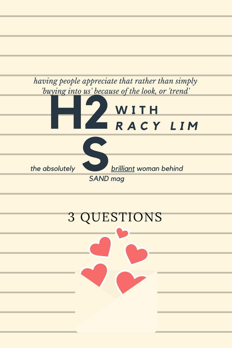 HEART TO SAY SPECIAL WITH RACY LIM