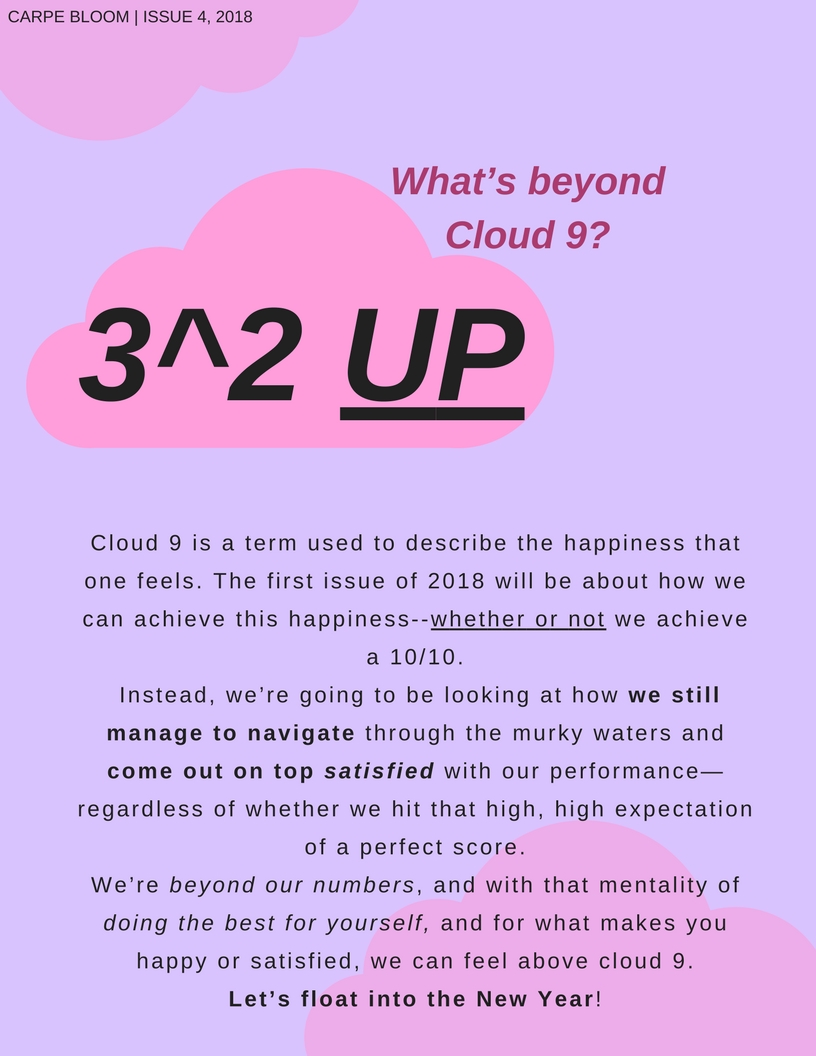 3^2 UP | INVITATION TO ISSUE 4, 2018