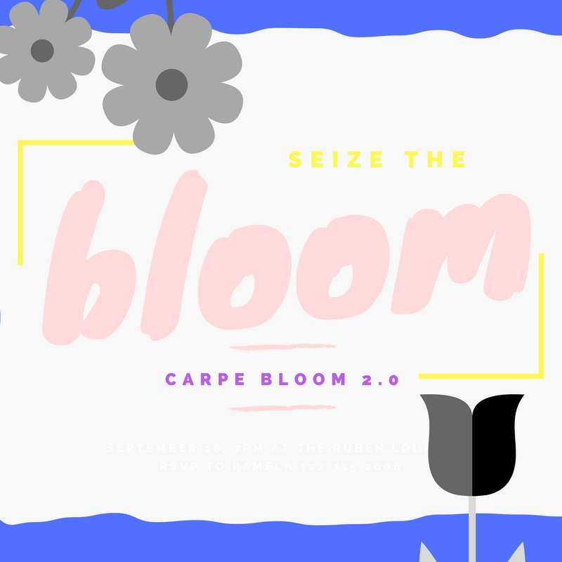 carpe bloom