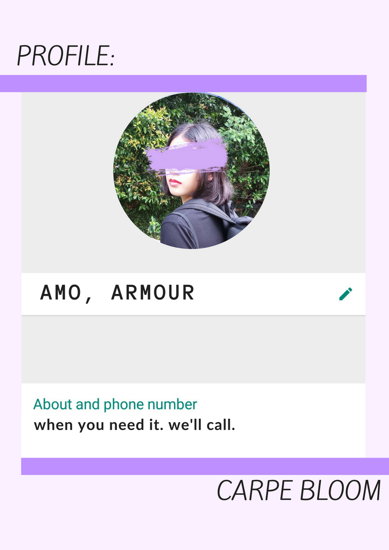 ISSUE 5: AMO, ARMOUR